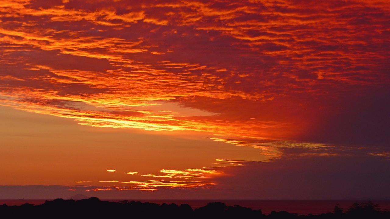 Sunrise, Larne, 11th July 2017